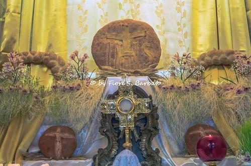 Acquavella di Casal Velino (SA), 2019, Chiesa di San Michele Arcangelo. Gli altari della Reposizione.