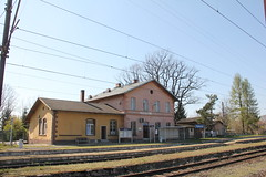 Rębiszów train station