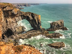 Stack Rocks, Pembrokeshire, Wales