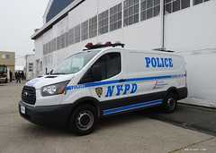 NYPD - Ceremonial Unit- 2017 Ford Transit (1)
