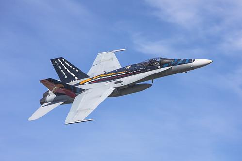 RAAF F/A -18 Hornet