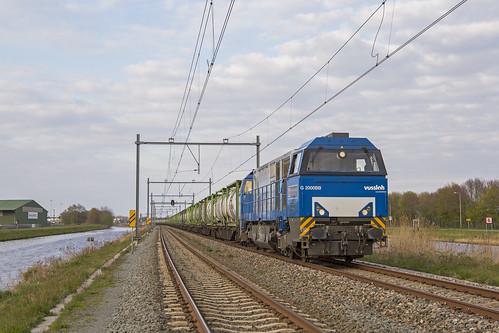 Bentheimer Eisenbahn D22, Coevorden (NL)
