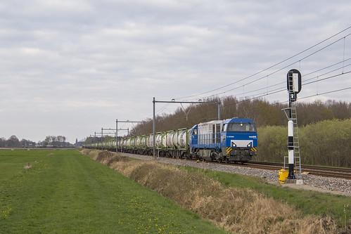 Bentheimer Eisenbahn D22, Mariënberg (NL)