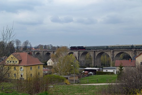 52 8195-1 Viadukt Demitz-Thumitz
