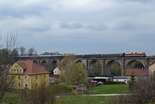118 552-9 Viadukt Demitz-Thumitz