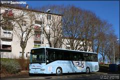 Irisbus Crossway - Voyages Bertrand (Avenir Atlantique) / Rds (Réseau des Deux-Sèvres)