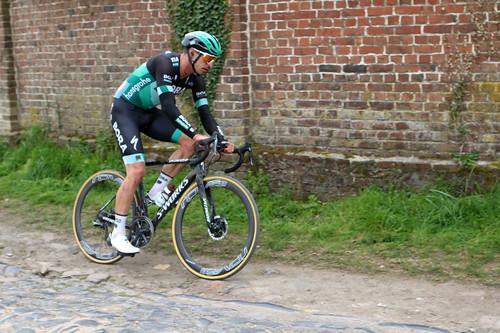 Paris-Roubaix 2018: n°7  Rüdiger Selig (GER) Bora-Hansgrohe