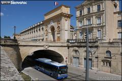 Iveco Bus Urbanway 12 CNG - Tam Montpellier 3M (Transports Alternatifs de Montpellier Méditerranée Métropole) n°235