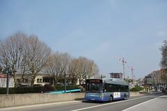 Heuliez Bus GX 317 n°440  -  Besançon, GINKO