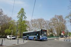 Heuliez Bus GX 117 L n°83  -  Besançon, GINKO