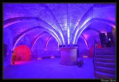 Langres - Salle inférieure de la Tour de Navarre