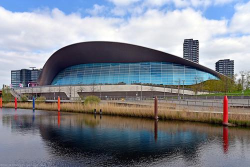 Aquatics Centre / 2019