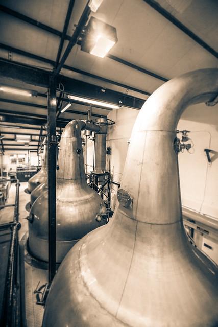 Still House Bowmore Distillery