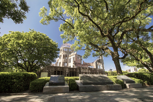 Peace Memorial Building - Hiroshima (Japan)