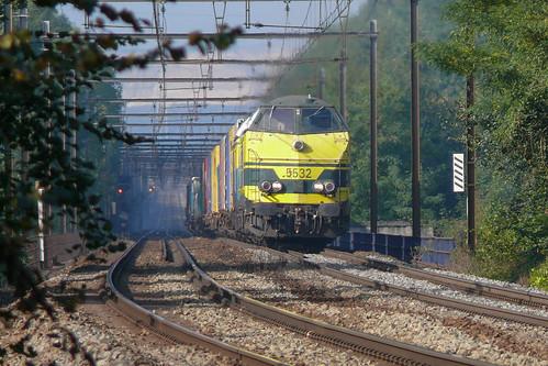 5532 + 5519 Berneau 11.10.2008