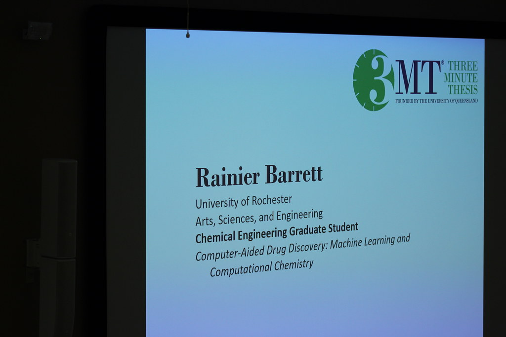 Rainier Barrett intro