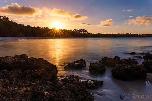 Sunset @ Jervis bay