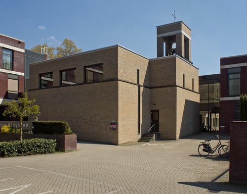 Asten -  Kloosterkapel van het Hof van Bluyssen