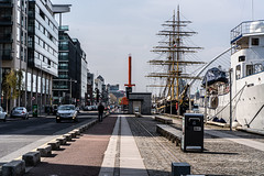 CAPELLA C VISITS SIR JOHN ROGERSON'S QUAY [EASTER WEEKEND 2019]-151880