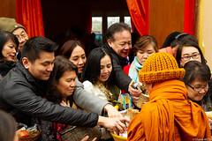 Nouvel an laotien Pagode Wat Simoungkhoune