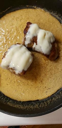Pork Tenderloin (with cheese)
