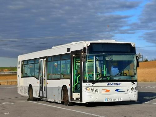 Castrosua Cs40 City Volvo de Alegre