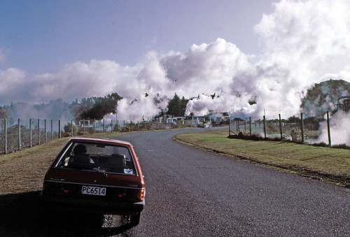 Wairakei  1992