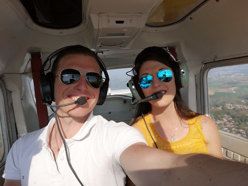 Flying the C152