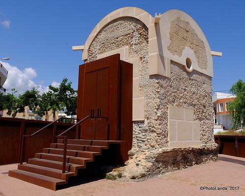 Mausoleo Romano de Abla (siglo II e.c.)
