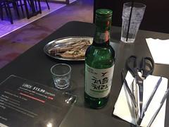 Soju on a Business Trip