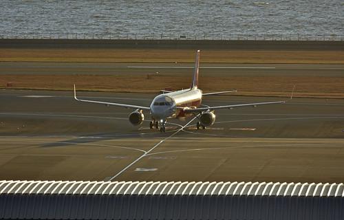 Airasia Japan, JA03DJ, Airbus A320-216 at NGO