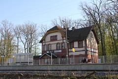 Wierzchowice train station