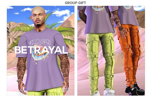 Festival Outfit GROUP GIFT