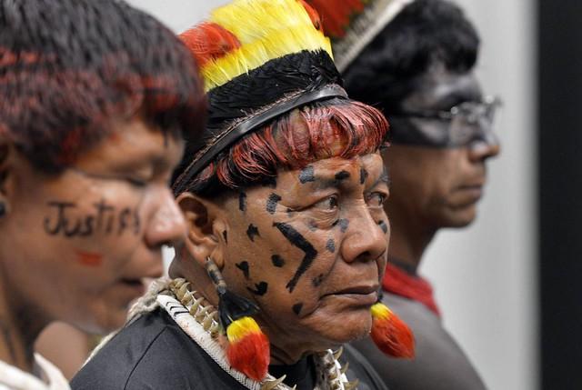 A Constituição de 1988 estabeleceu que os territórios indígenas no Brasil fossem demarcados pelo governo federal em até cinco anos - Créditos: Foto: Antonio Cruz/Agência Brasil
