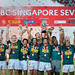 Winner of HSBC Singapore Sevens