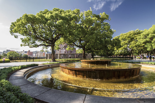 Peace Memorial Park - Hiroshima (Japan)