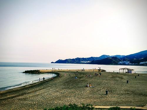 Mojácar Playa.