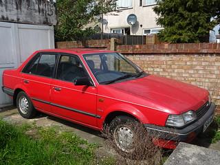 1987 Mazda 323 1.5 GLX Auto