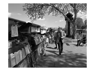 Le Paris des bouquinistes