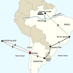 Next Trip - South America (BOOKED)