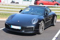 Porsche 911 type991 face - Photo of Quatzenheim