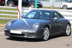 Porsche 911 type997 - Photo of Quatzenheim