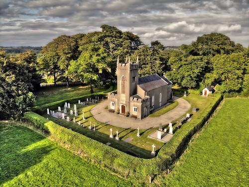 St Eigneach's Church, KIllegney Parish, County Wexford (1826)