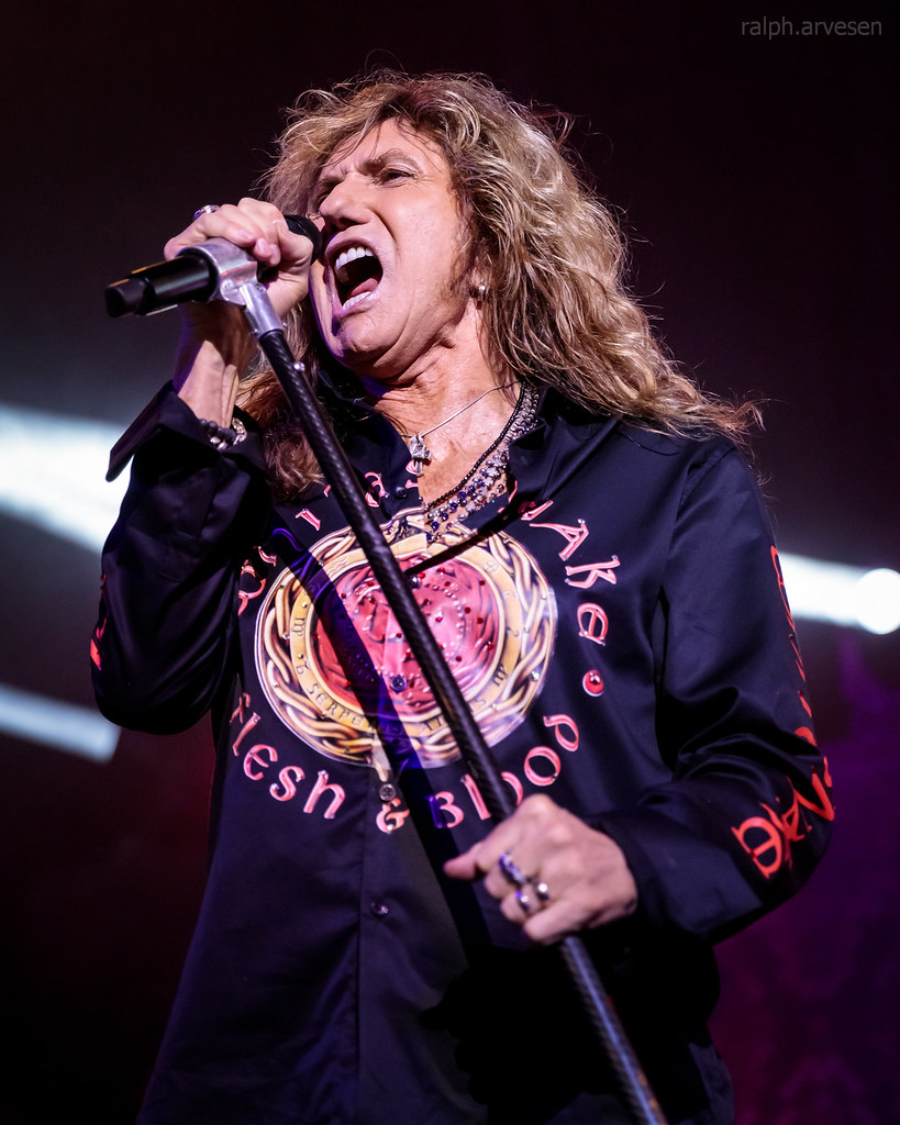 Whitesnake | Texas Review | Ralph Arvesen