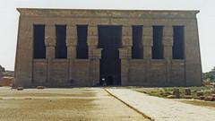 1999.10 EGYPTE - DENDERAH - Temple d'Hathor