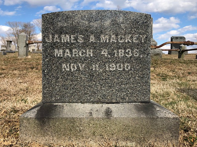 Mackey, James A.