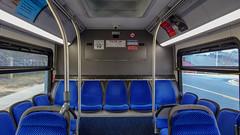 WMATA Metrobus 2014 NABI 42 BRT Hybrid #8061