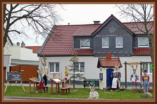 Frohe Ostern und schöne Feiertage