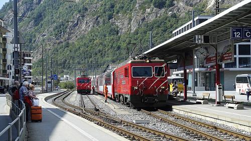 RD18192.  MGB Glacier Express.