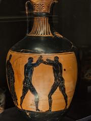 Athletes XLV: Two Boxers.786